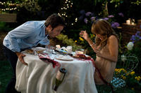 Alex O'Loughlin and Jennifer Lopez in