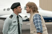 Ryan Phillippe as Lt. Dixon Piper and Will Forte as MacGruber in