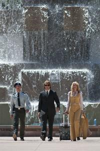 Ryan Phillippe as Lt. Dixon Piper, Will Forte as MacGruber and Kristen Wiig as Vicki St. Elmo in