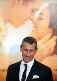 Producer Adam Shankman at the California premiere of