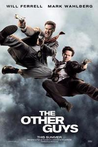 "Teaser poster art for ""The Other Guys."""