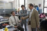 """Will Ferrell, Mark Wahlberg and Michael Keaton in """"The Other Guys."""""""