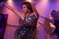 """Julianne Hough in """"Burlesque."""""""