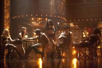 """A scene from """"Burlesque."""""""