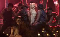 """Christina Aguilera in """"Burlesque."""""""