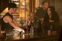 """Cam Gigandet, Stanley Tucci and Cher in """"Burlesque."""""""