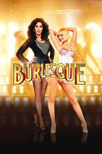 "Poster art for ""Burlesque"""