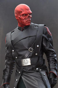 Hugo Weaving as The Red Skull in
