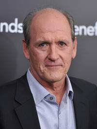 Richard Jenkins at the New York premiere of