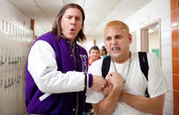 Channing Tatum and Jonah Hill in