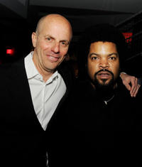 Producer Neal H. Moritz and Ice Cube at the California premiere of