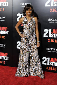 Holly Robinson Peete at the California premiere of