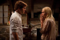 James Marsden as David Sumner and Kate Bosworth as Amy Sumner in