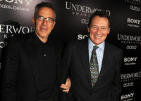 Producer Tom Rosenberg and producer Gary Lucchesi at the California premiere of