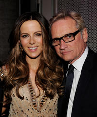 Kate Beckinsale and Clint Culpepper at the California premiere of