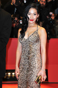 Alice Kim at the Germany premiere of