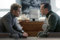 Chris Pine and Bruce Greenwood in