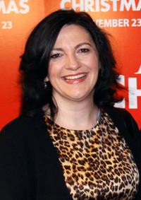 Director Sarah Smith at the New York premiere of