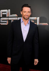 Hugh Jackman at the California premiere of