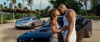 Vin Diesel and Gal Gadot in
