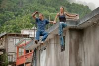 Paul Walker and Jordana Brewster in