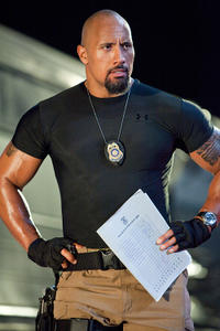 Dwayne Johnson in