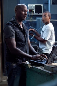 Tyrese Gibson and Chris