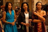Kerry Washington as Kelly, Phylicia Rashad as Gilda and Anika Noni Rose as Yasmine in