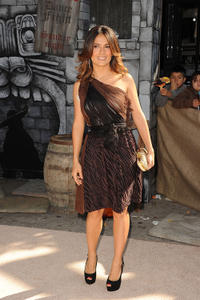 Salma Hayek at the California premiere of