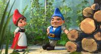 Juliet and Gnomeo in