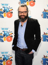 Jemaine Clement at the California premiere of