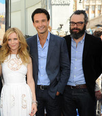 Leslie Mann, Rodrigo Santoro and Jemaine Clement at the California premiere of