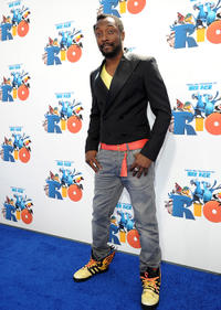 Will.I.Am at the California premiere of