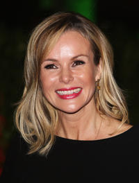 Amanda Holden at the UK premiere of