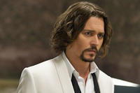 Johnny Depp as Frank in