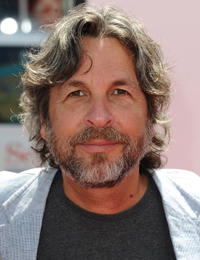 Director Peter Farrelly at the California premiere of