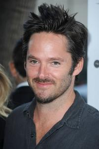 Scott Cooper at the California premiere of