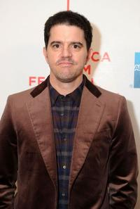 Aaron Schneider at the New York premiere of