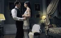 Anatole Taubman as Boy Capral and Anna Mouglalis as Coco Chanel in