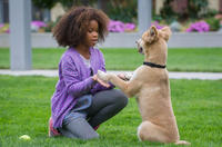 Quvenzhane Wallis as Annie in