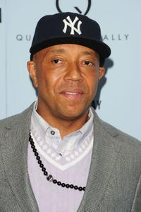 Russell Simmons at the New York premiere of