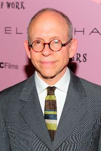 Bob Balaban at the New York premiere of