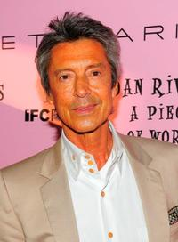 Tommy Tune at the New York premiere of