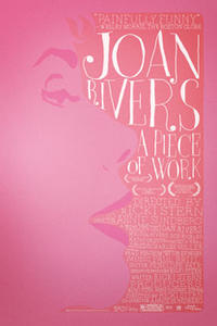 Poster art for 'Joan Rivers: A Piece of Work.'