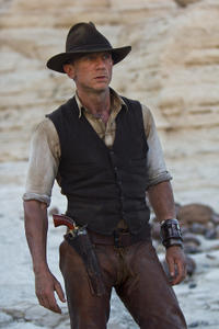 Daniel Craig as Zeke Jackson in