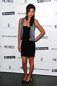 Jessica Szohr at the New York premiere of