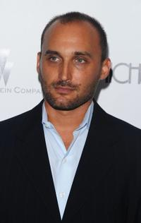 Director Amir Bar-Lev at the New York premiere of