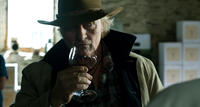 Rutger Hauer as Old Frank in