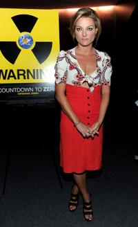 Director Lucy Walker at the California premiere of
