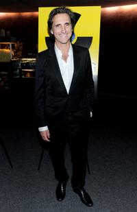 Producer Lawrence Bender at the California premiere of